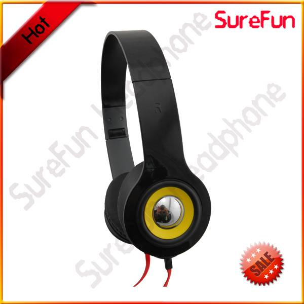 unique design headphone for mp3 mp4 iPhone computer