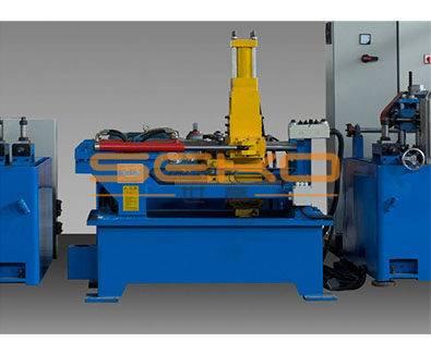 high-speed weld bead rolling machine