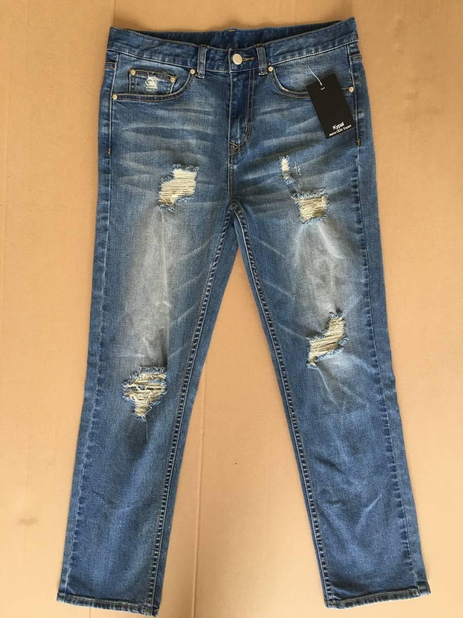 Fashion high quality Lady jeans women denim jeans