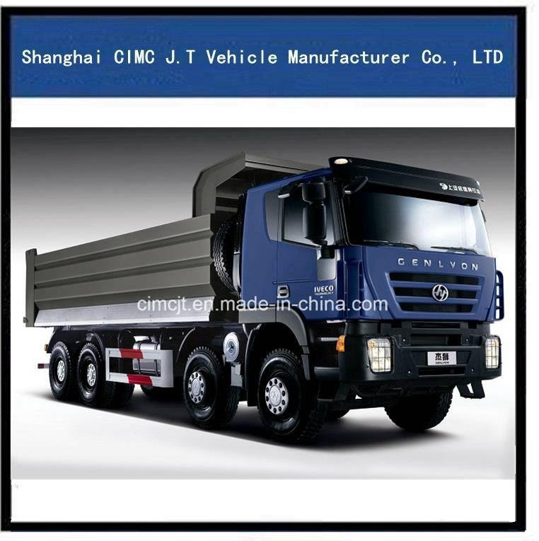 Genlyon 8X4 Dump/Tipper Truck