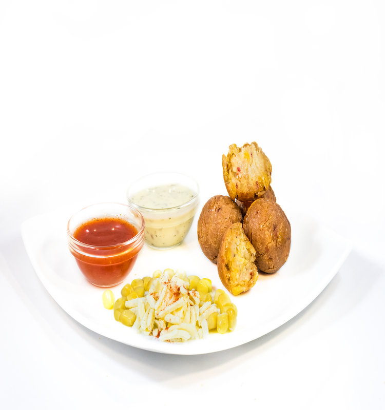 Punjabi Corn Kofta