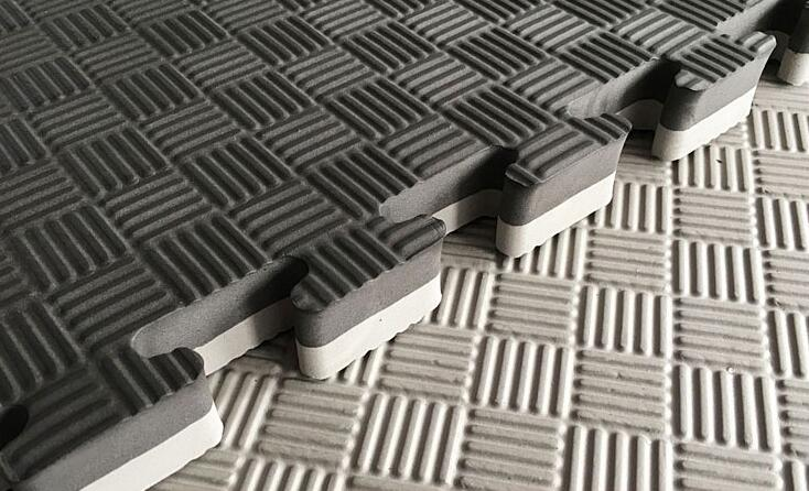 Black&Gray Color Taekwondo Mat