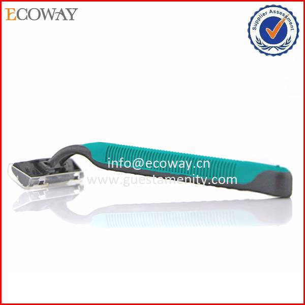 Professional Wholesale Hotel Disposable Twin Blade Travel Razors