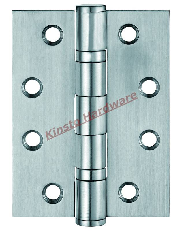 stainless steel 2 ball bearing door hinge DH002