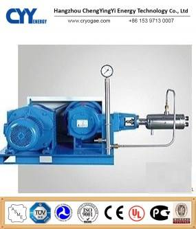 Cryogenic Liquid Pump
