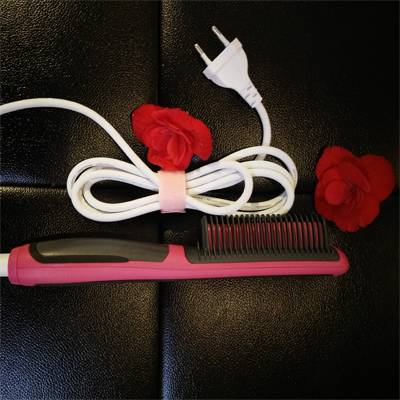 Electric New Professional Hair Styling Mini Portable Ceramic Flat Hair Straightener Irons Styling To