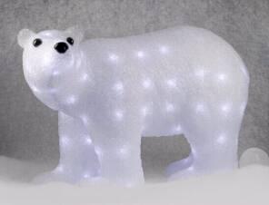 EVA&LED Christmas decorative ligts,Polar Bear,xmas lights