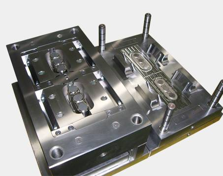 plastics mould Aviation molding process