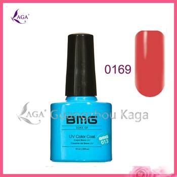 BMG soak off nail gel polish
