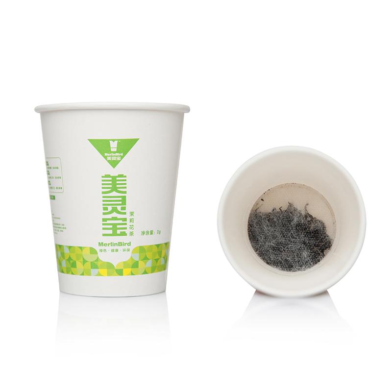 Merlin Bird Exclusive Patented Single Wall Cup Tea