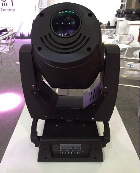 Latest Hot Product 120W LED GOBO Moving Head Spot Light For Stage Shows 5%off Free Shipping