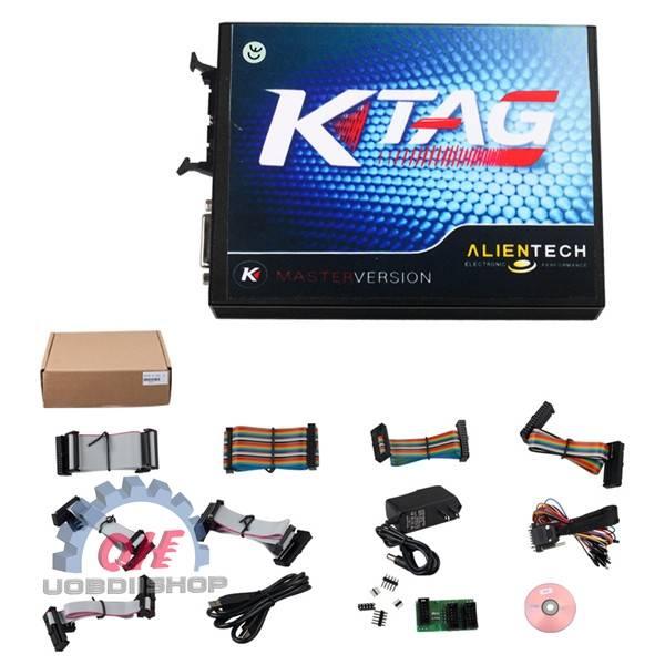 SF V2.13 FW V6.070 KTAG Master Version with Unlimited Token Get Free ECM TITANIUM V1.61 18475 Driver