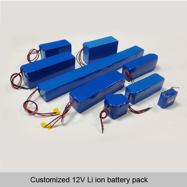 7.4v lithium ion battery pack 18650 deep cycle high stability quality lithium battery
