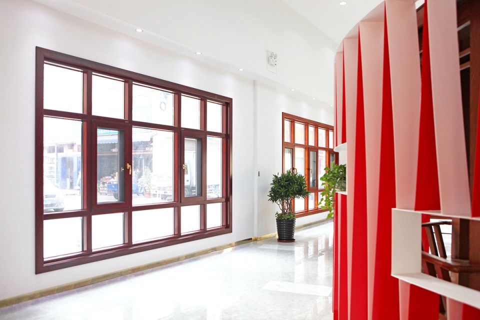sell aluminium window and door frame sections all sizes