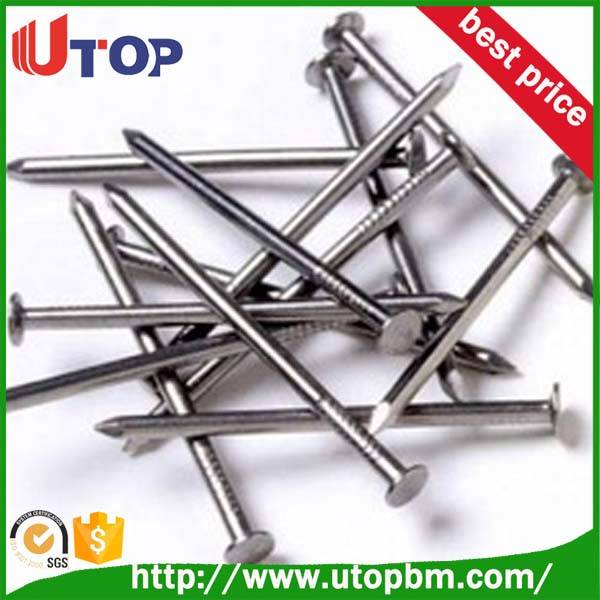 High quality polished roofing wire nails