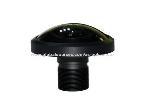 XS-6003 3MP wide angle 240° fish-eye lens