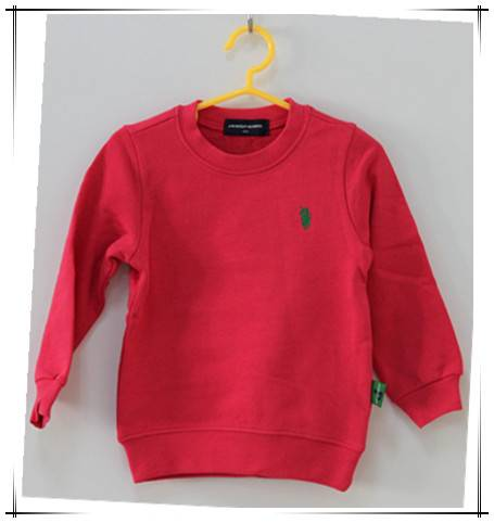 High quality 2016 fashion children knitted pullover sweater