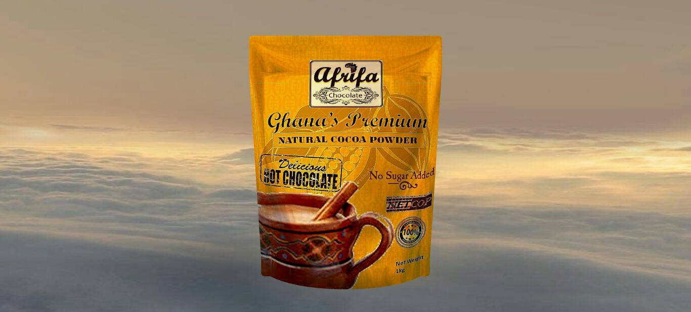 Ghana's Premium Natural Cocoa Powder