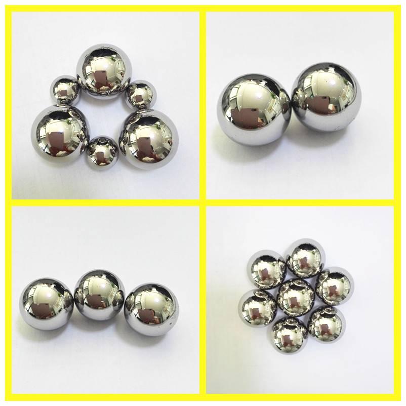 High Precision Steel Ball Manufacturer / Chrome Ball / Bearing Parts