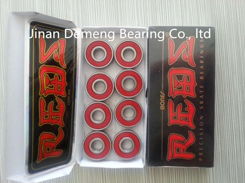 Bones Bearings Reds Bearings/ skate bearings bones reds / skateboard bearings bone red