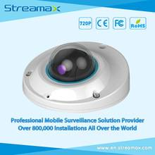 HD Camera Streamax IP Camera 712C3 for Surveillance on Vehicles