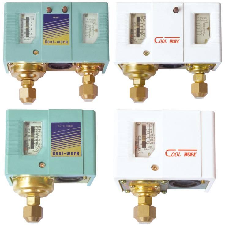 Pressure Control for Refrigeration