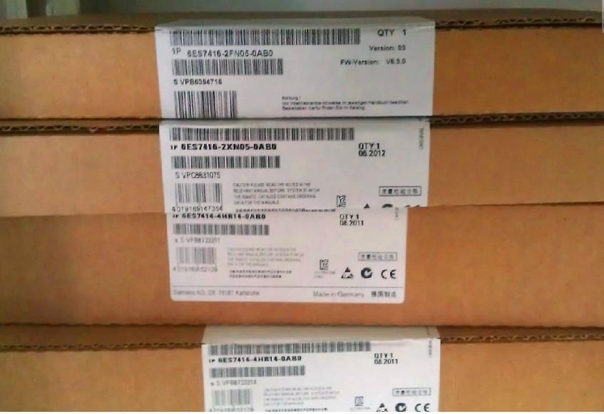 New Original Siemens 6ES7332-5HB81-0AB0 Module