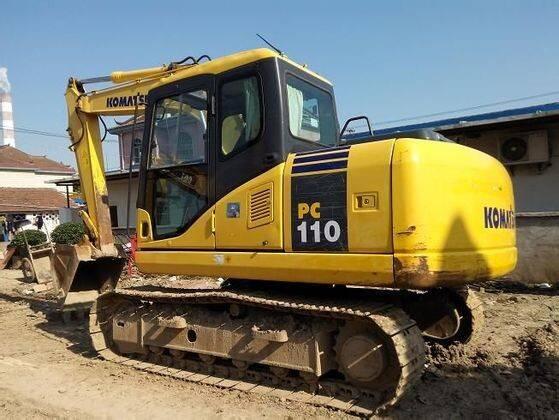 Used komatsu PC110, used excavator, Used excavator komatsu PC110