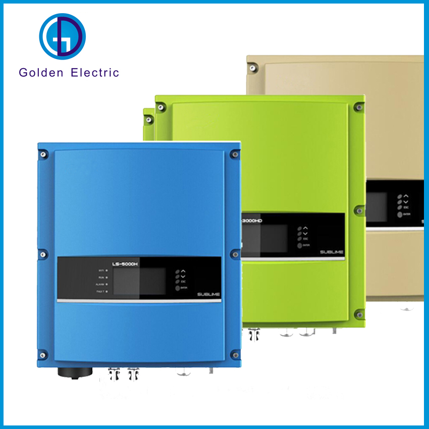China Supplier Factory Price On Grid Inverter 10000W Three Phase 2MPPT with 5 Years Warranty