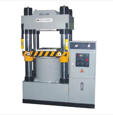 Four Column Hydraulic Press