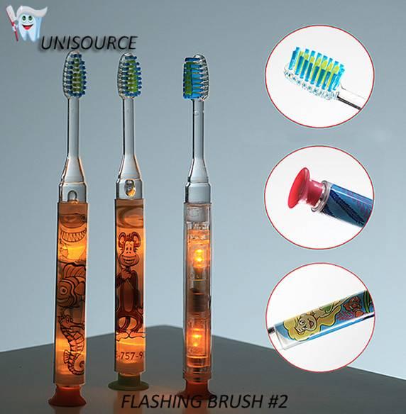 Kids Flashing Toothbrush