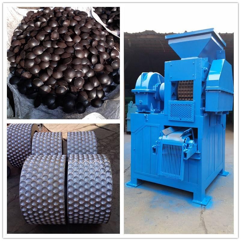 coal ball press/charcoal briquette equipment