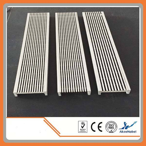 LINEAR GRATES DRAWING