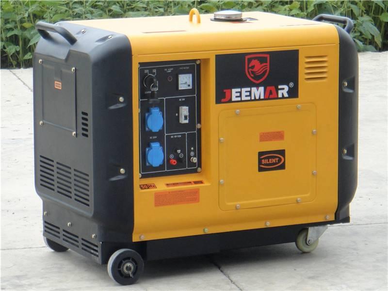 portable super silent generator, 66dB/7m