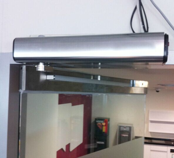 automatic swing door opener and closer