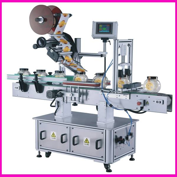 factory price Flat labeling machine Books making labeling equipment with automation