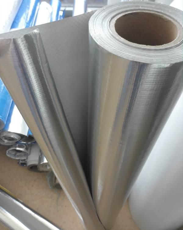 aluminum foil woven reflective insulation