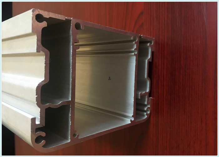 Customized Structural Aluminum Profiles Frame Body With Mechnically Polishing