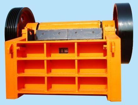 Fine jaw crusher machine