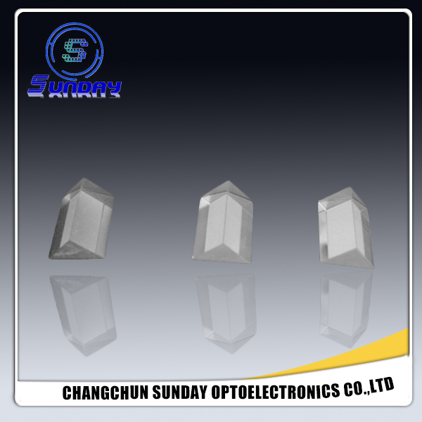 Equilateral Triangular Prism Optical Glass