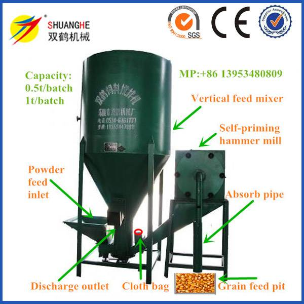 maize feed hammer mill