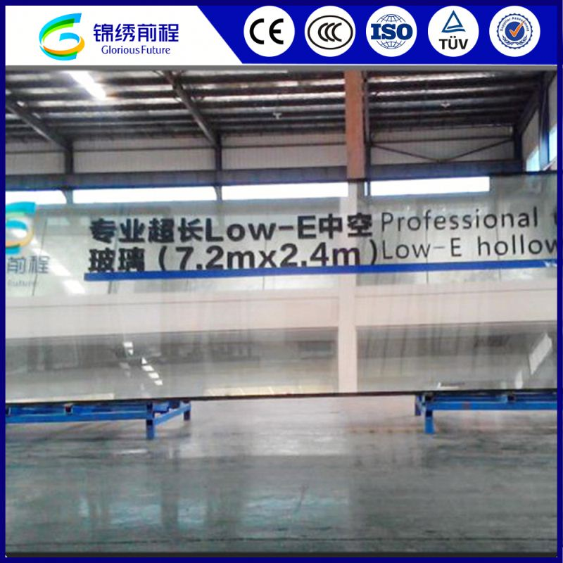 Golden Supplier High Quality Glazing Insulated Unit Glass