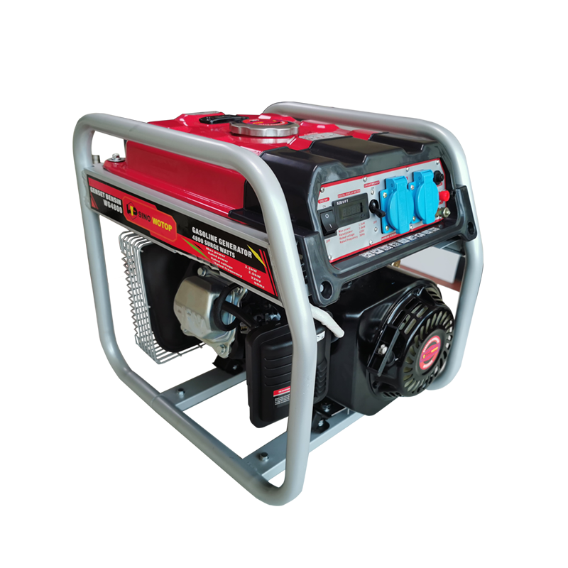 New style Generator small size and light weight fuel saving generator