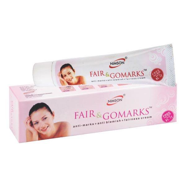 Fair & Gomarks Cream