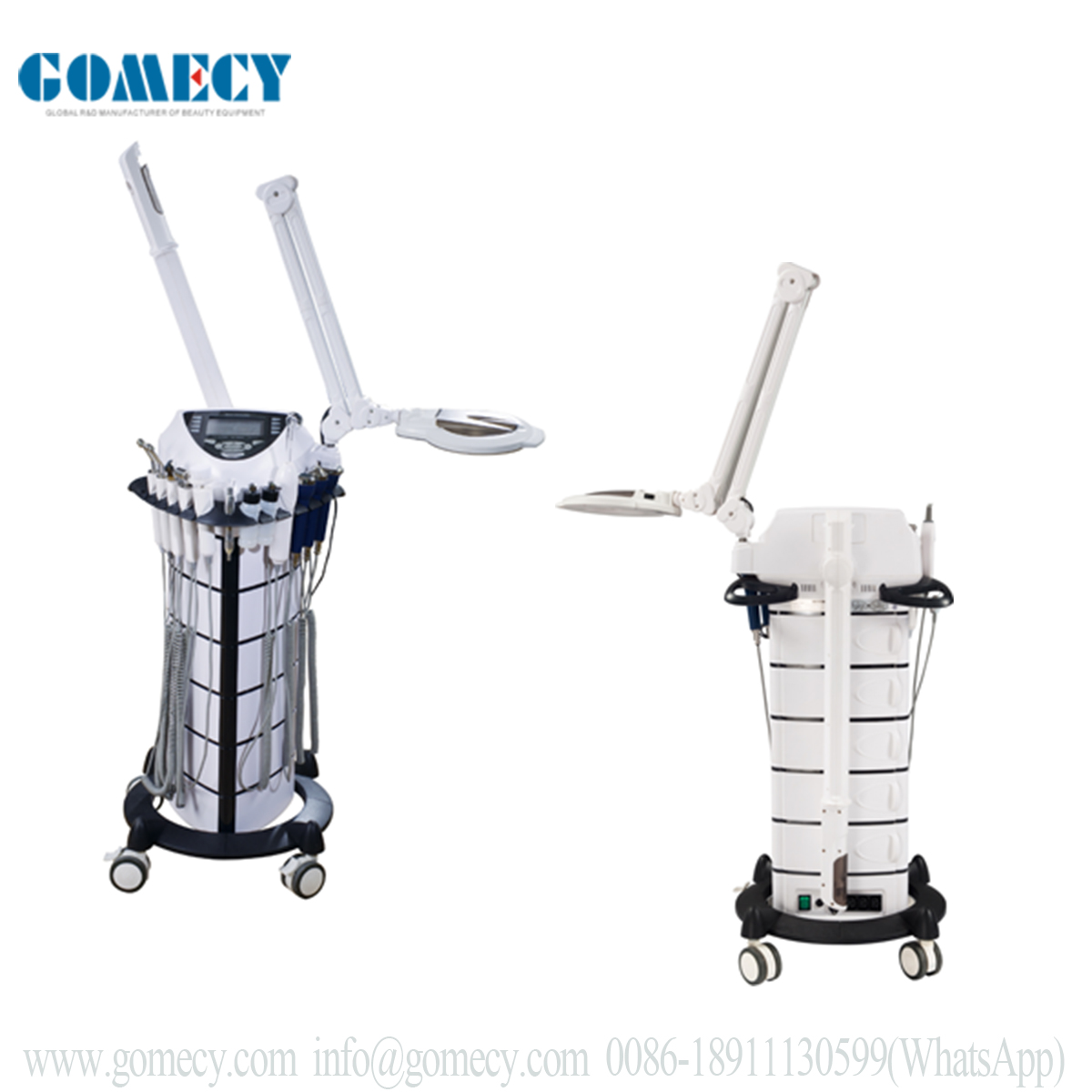 9 in 1 multifunction facial beauty machine for salon