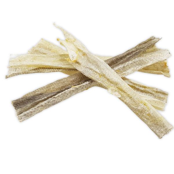Dried CodSkins (dogtreats)