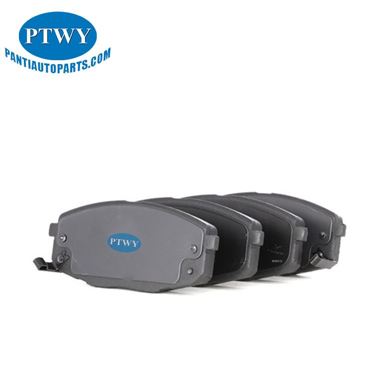 Wholesale No Noise No Dust Auto Brake Pads , Auto Parts brake disc For Hyundai