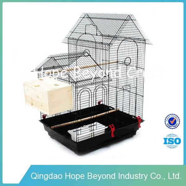 Metal home pet supplies pet cage for bird