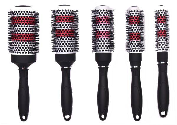 Professional Salon Round Brush Barber Styling Tools
