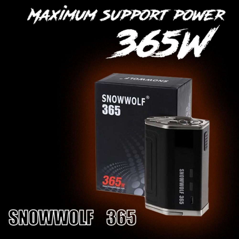 SIGELEI SNOWWOLF 365 BOX MOD